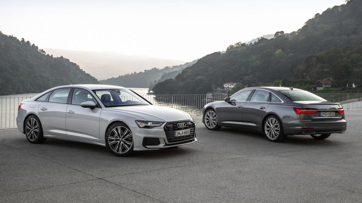 Новый Audi A6: Шесть как она есть
