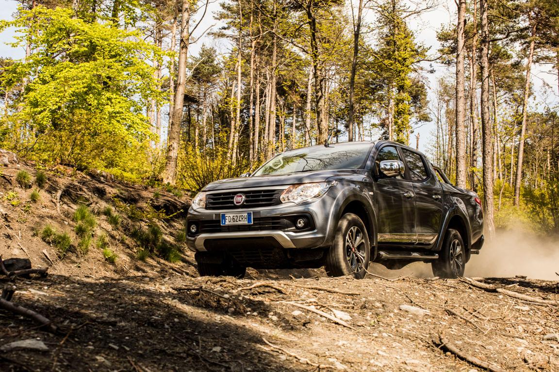 FIAT Fullback 2016 ФИАТ Фуллбек