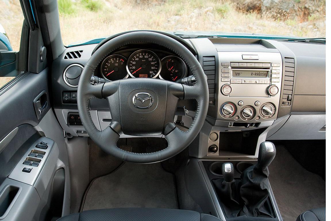 Mazda BT-50: Игрушки для взрослых детей