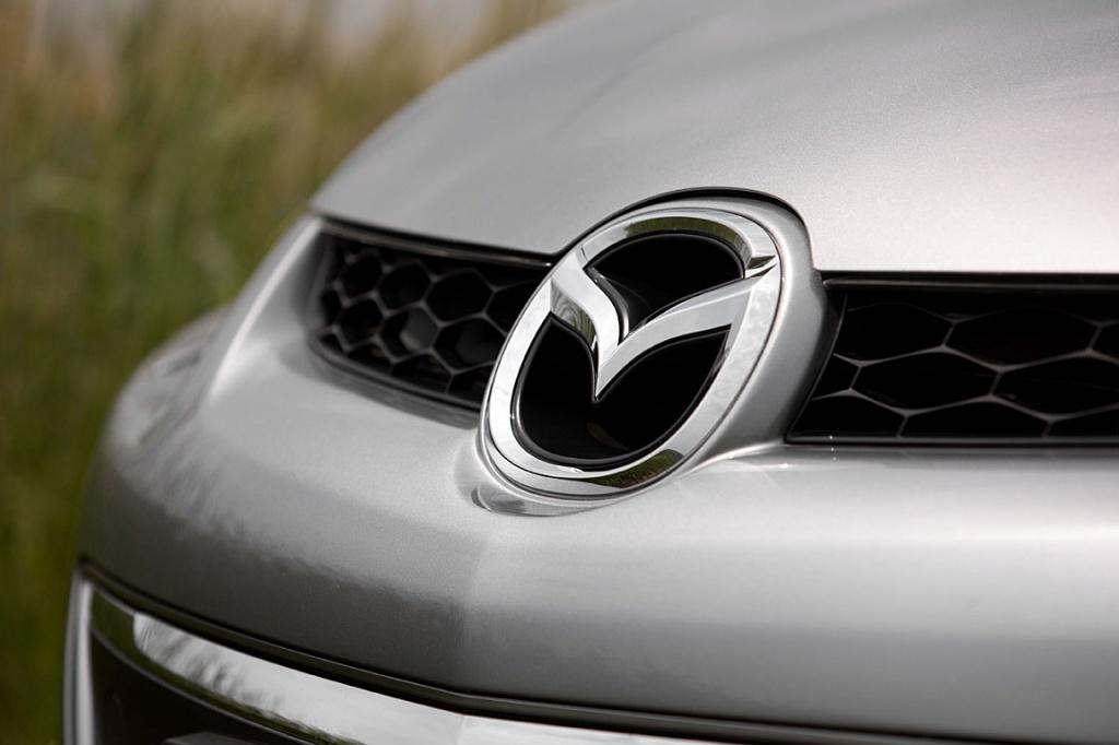 Mazda CX-7: Летнее обновление