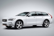Особая версия Volvo V90 Cross Country