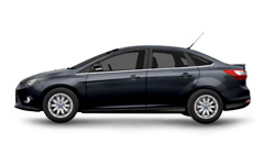 Ford Focus 3 sedan (2011)