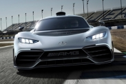 Mercedes-AMG рассекретил гиперкар Project One