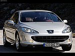 Peugeot 407 Coupe (2006)