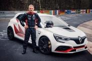 Renault Megane RS побил рекорд Нюрбургринга