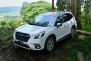 Subaru обновила вседорожник Forester