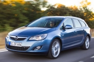 Opel Astra Sports Tourer в России