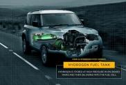 Land Rover готовит водородный Defender FCEV