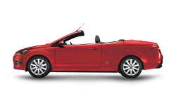 Ford Focus Coupe-Cabriolet (2008)