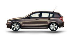 BMW 1 series 5-doors (2008)