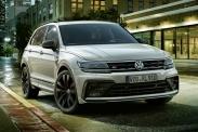 У Volkswagen Tiguan может появиться версия купе