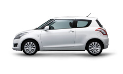 Suzuki Swift 3D (2011)