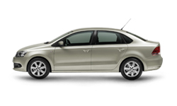 Volkswagen Polo Sedan (2010)