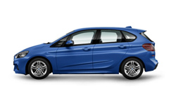 BMW 2 series active tourer (2017)