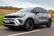 Opel везёт в Россию обновлённый Crossland