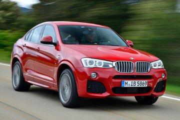 BMW X: городской кроссовер с сильным характером
