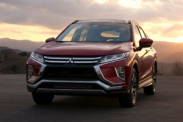 Mitsubishi показала публике новый Eclipse Cross