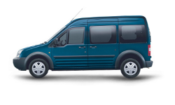 Ford Tourneo Connect (2009)