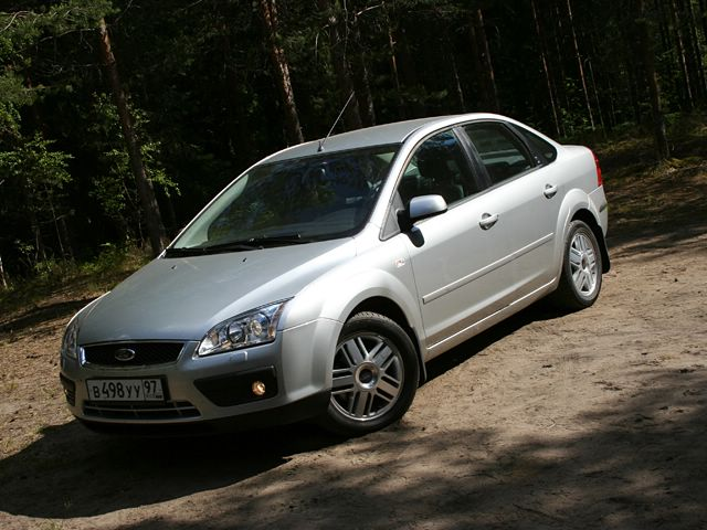 Ford Focus II 1.6 Sedan