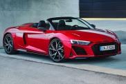 Спорткары Audi TT и R8 переведут на электричество