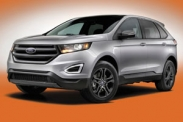 Ford Edge получил пакет SEL Sport