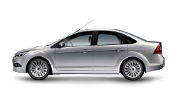 Ford Focus Sedan (2008)