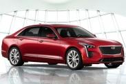 Обновлённый Cadillac CT6 в России: известны цены
