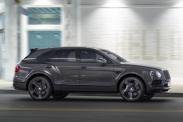 Bentley представляет Bentayga Black Edition