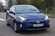 Пятый Toyota Prius поедет на водороде