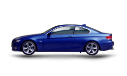 BMW 3 series coupe (2007)