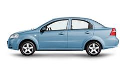 Aveo Sedan (2007)