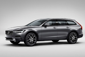Volvo V90 Cross Country представили в Лос-Анджелесе