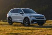 Дебютировал обновлённый Volkswagen Tiguan Allspace