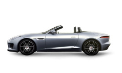 Jaguar-F-Type Convertible-2017