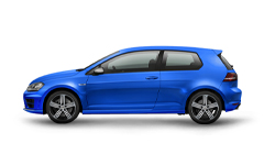 Volkswagen Golf R (2013)