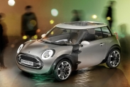 Концепт Mini Rocketman могут превратить в серийный электрокар