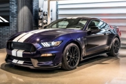 Ford обновил Shelby Mustang GT350