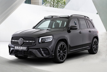 Mercedes-Benz GLB набрал мощи у тюнеров Brabus