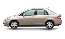 Tiida Sedan (2010)
