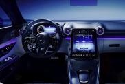 Фирма Mercedes-AMG показала салон родстера SL