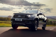 Ford Ranger Black Edition дебютирует во Франкфурте
