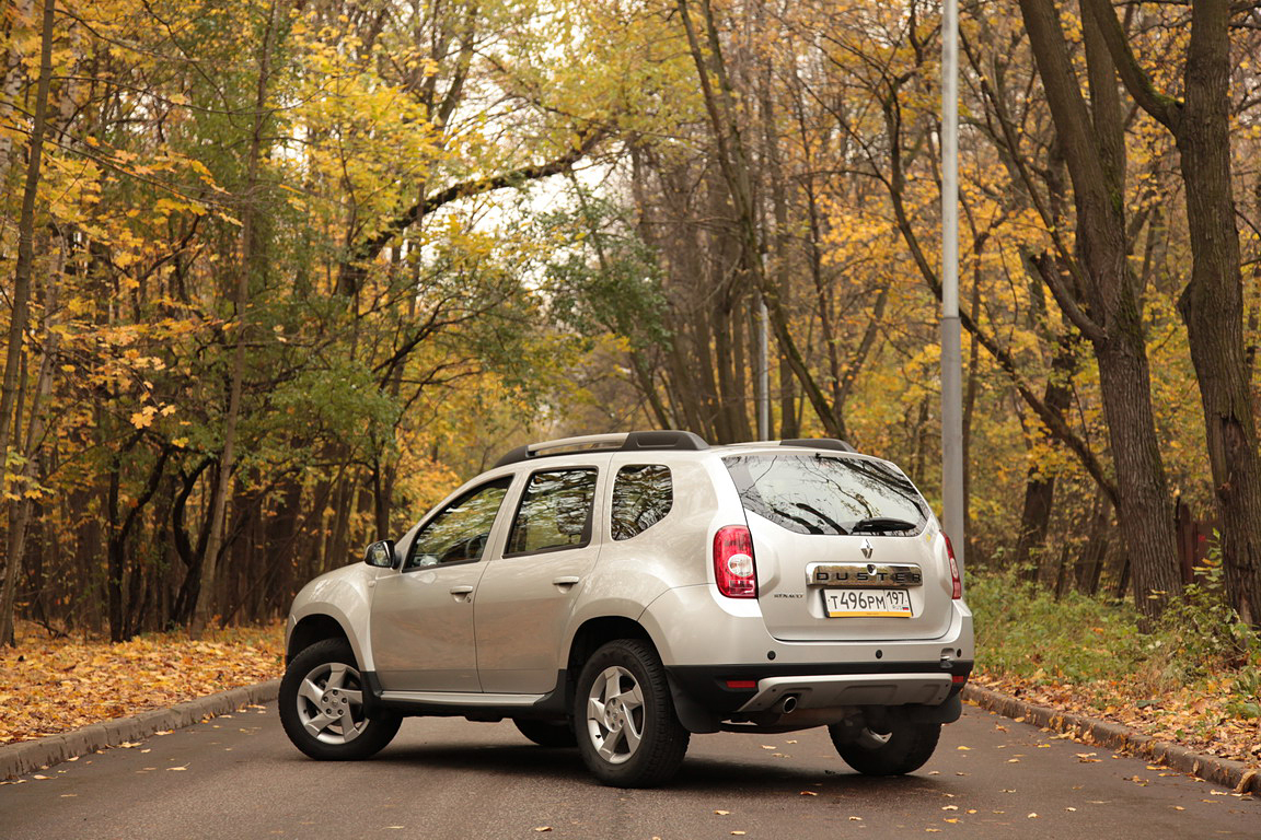 Renault Duster: Длительный Тест