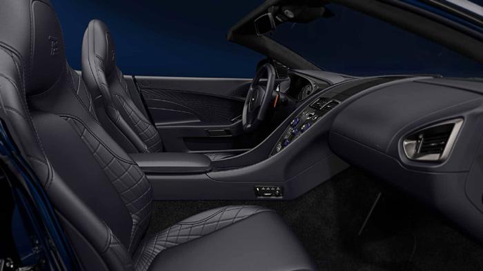 Aston Martin Tom Brady Signature Edition Vanquish S Volante