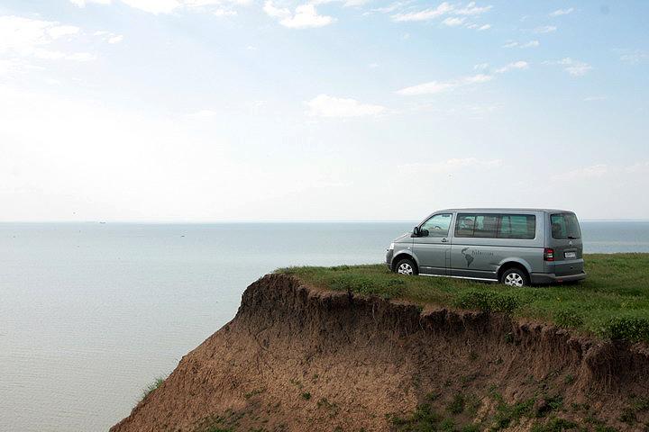 Volkswagen Multivan PanAmericana: Панамериканская мечта