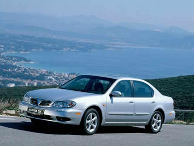 Nissan Maxima QX - цена, характеристики и фото, описание ...