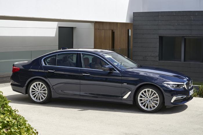 BMW 520i 2017