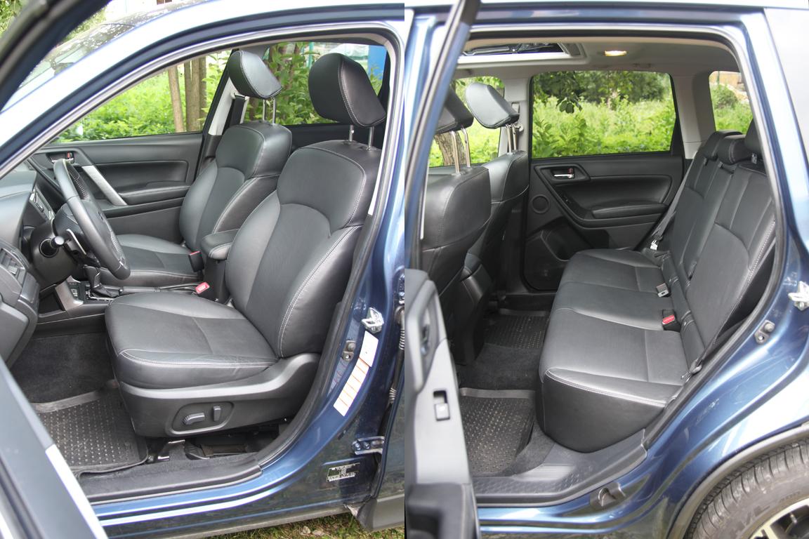 Subaru Forester: Повзрослевший