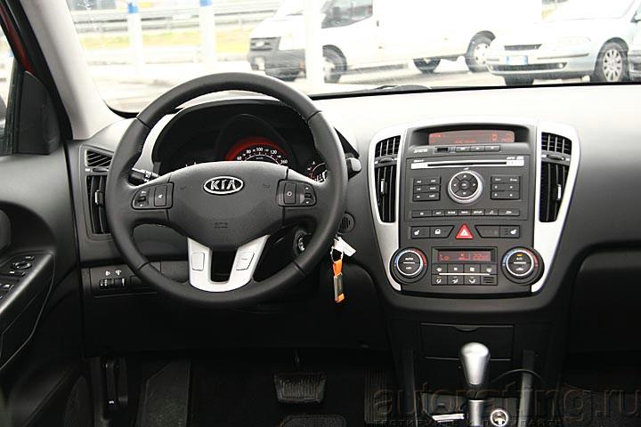 Обновленный Kia Ceed: практика расчетливого прогресса