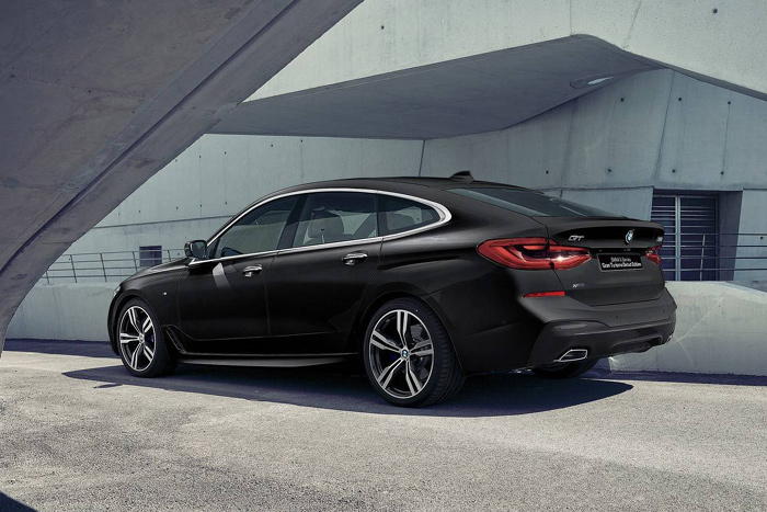 BMW 6 series Gran Turismo M Sport Debut Edition