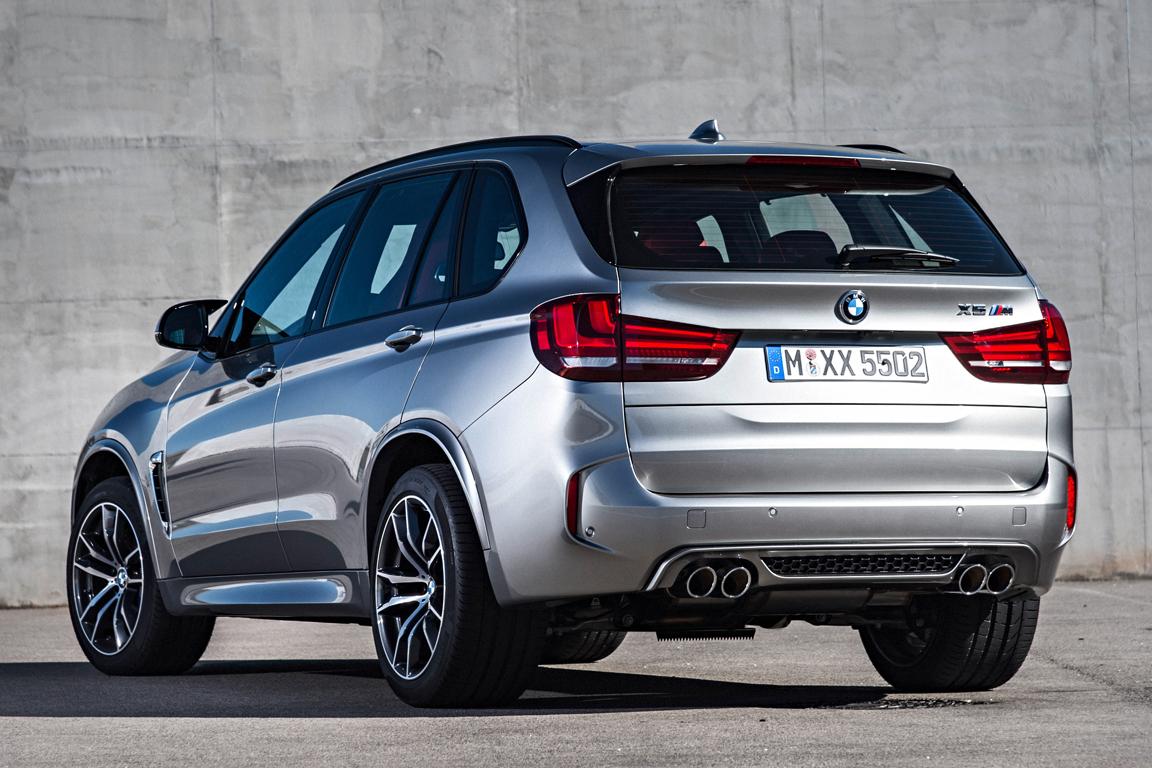 BMW X5 M 2015 F15